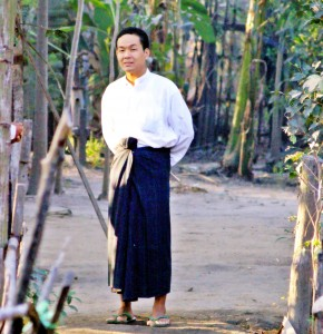 Pastor Htein Win Ei - of the Asho Chin Tribe